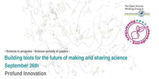 Building tools for the future of making and sharing science
