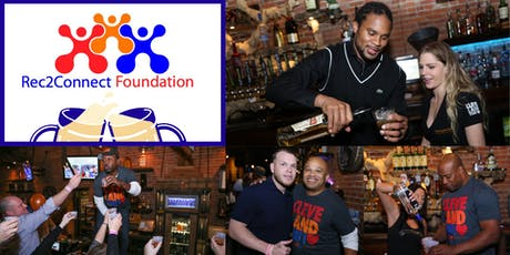 5th Annual Celebrity Bartending Event tickets