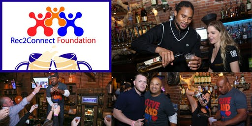 5th Annual Celebrity Bartending Event