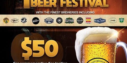 2019 Pumpkin Beer Festival