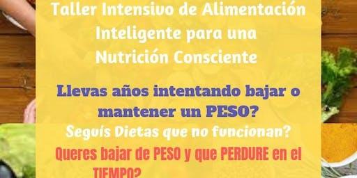 Taller Intensivo de Alimentación Inteligente para una Nutrición Consciente