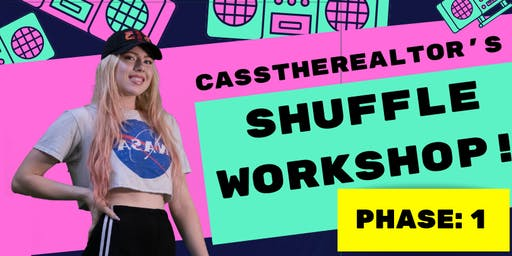 Jacksonville Shuffle Class with CassTheRealtor !