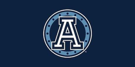 Get a chance to win Toronto Argonauts tickets! tickets