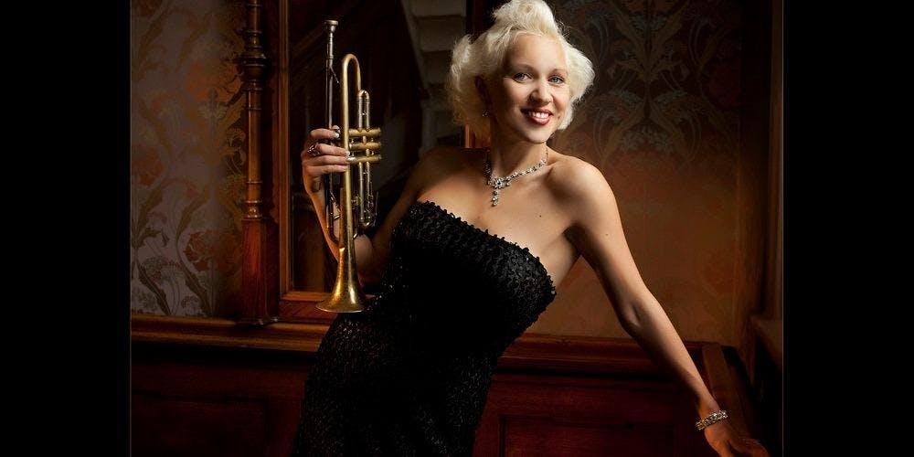 International Swing/Jazz Star Gunhild Carling at FatCat Ballroom