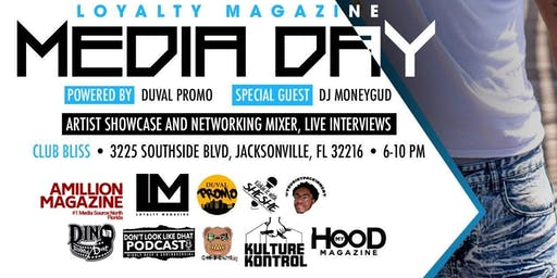 Champ Tha Great and Loyalty magazine presents Media Day