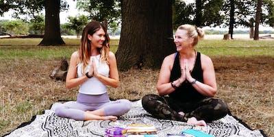 Glastonbury Autumn Leaves Yoga Retreat