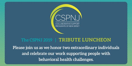 CSPNJ 2019 Tribute Luncheon