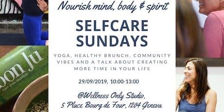 Self-Care Sundays tickets