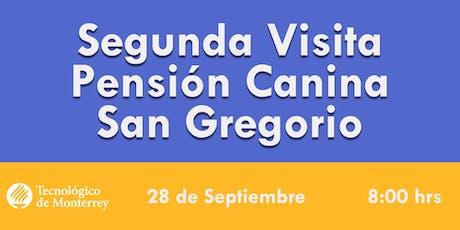 Visita Refugio San Gregorio entradas