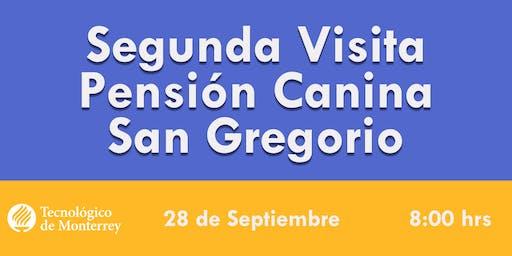 Visita Refugio San Gregorio