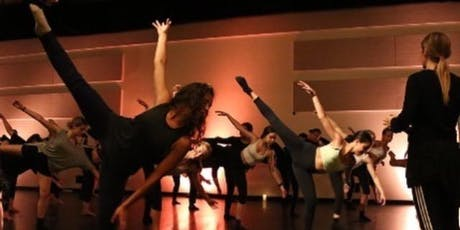 """Rutherford Movement Exchange """"FALL DANCE INTENSIVE"""" 2019 tickets"""