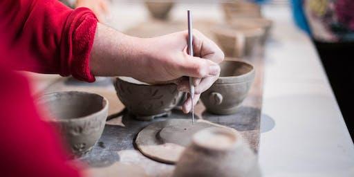 Bennington Empty Bowls Workshops