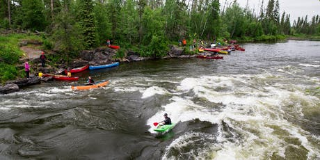 Churchill River Whitewater Festival 2020 tickets