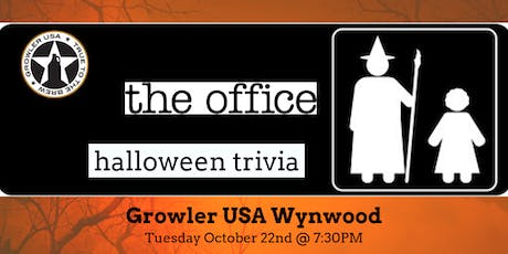 The Office *HALLOWEEN EPISODES* Trivia at Growler USA Wynwood tickets