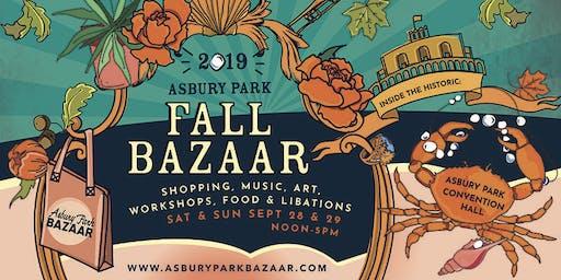 Asbury Park Fall Bazaar