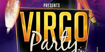 Virgo Zodiac Party