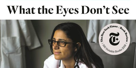 Dr. Mona Hanna-Attisha, What the Eyes Don't See tickets