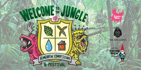 Welcome to the Jungle Homebrew Competition and Festival tickets