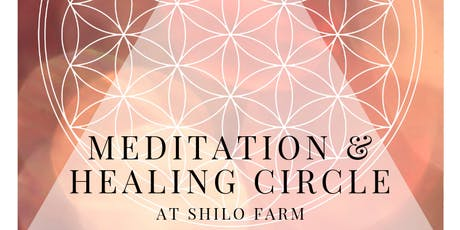 Meditation & Healing Circle by donation tickets