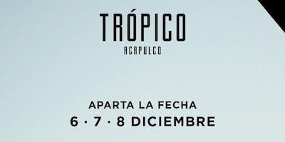 Trópico 2019|Noches Electrónicas Informa