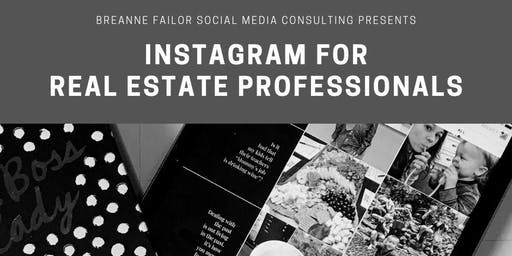 Instagram for Real Estate Professionals