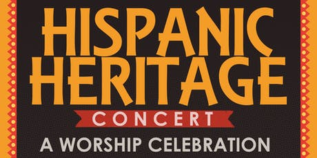 Hispanic Heritage Month Concert tickets