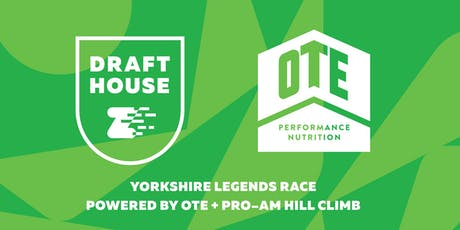 Yorkshire Legends Race, powered by OTE tickets
