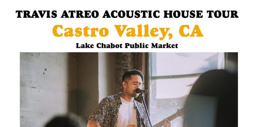 Castro Valley, CA - The Acoustic House Tour