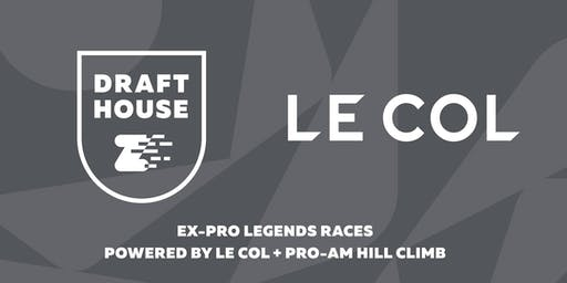 Ex-Pro Legends Race, powered by Le Col