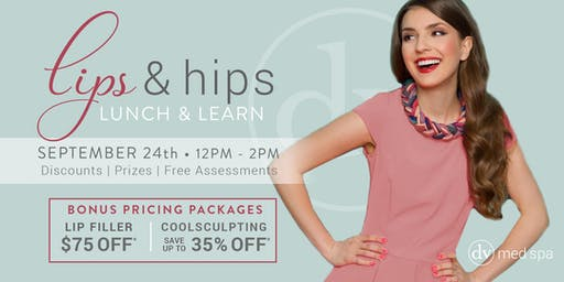 Lips & Hips Lunch and Learn Event