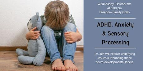 ADHD, Anxiety & Sensory Processing Workshop tickets