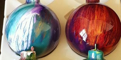 Glass Ornament Painting Workshop