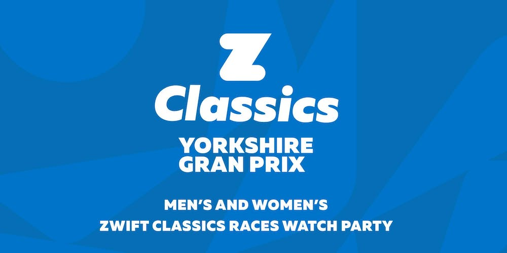 Yorkshire Grand Prix Watch Party Tickets, Thu, Sep 26, 2019