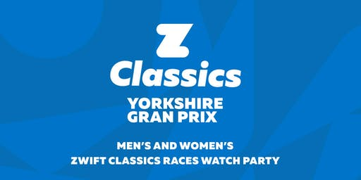Yorkshire Grand Prix Watch Party