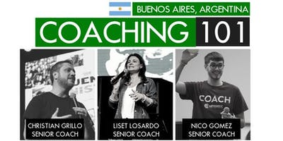 Coaching 101 Buenos Aires