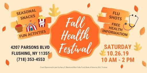 Fall Health Festival