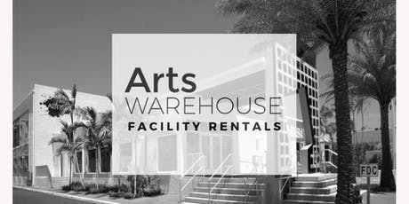 Arts Warehouse | Facility Tour and Q & A tickets