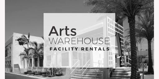 Arts Warehouse | Facility Tour and Q & A