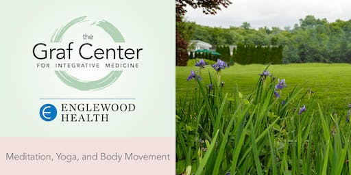 Meditation and Yoga on Englewood Field Club Lawn