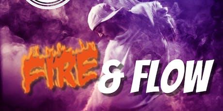 Fire & Flow Pt 2 - A Hip Hop Showcase tickets