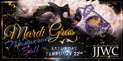 JJWC Mardi Gras Masquerade 2020