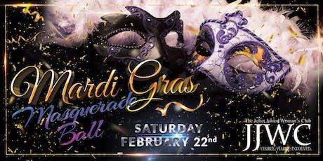 JJWC Mardi Gras Masquerade 2020 tickets