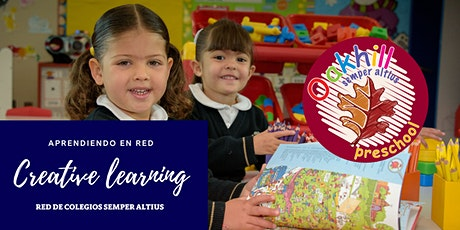 Creative learning methodology for the youngest in the classroom - Oakhill Preschool México entradas