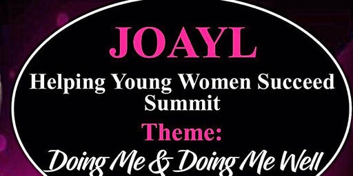 Journey of a Young Lady, Helping Women Succeed Summit