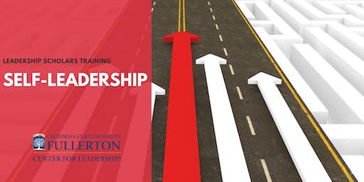 Leadership Scholars Training Workshop: Self-Leadership