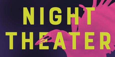 """Night Theater"": Book Launch with Vikram Paralkar tickets"