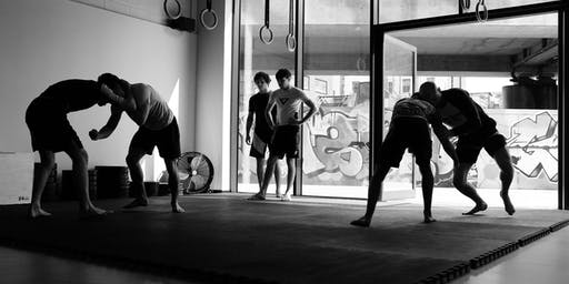 Beginners [No Gi] Jiu Jitsu Workshop