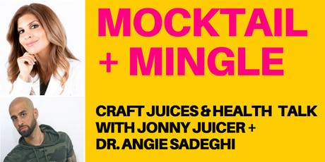 MOCKTAIL + MINGLE tickets