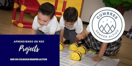 Projects in preschool - Cumbres International School Tijuana