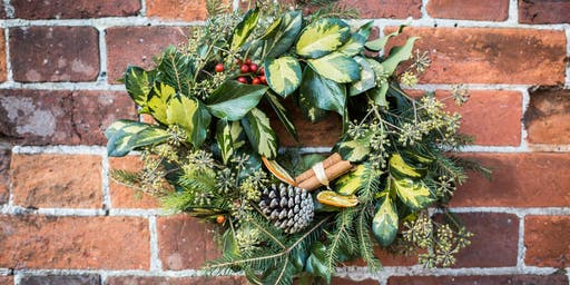 Traditional Christmas Wreath Workshop